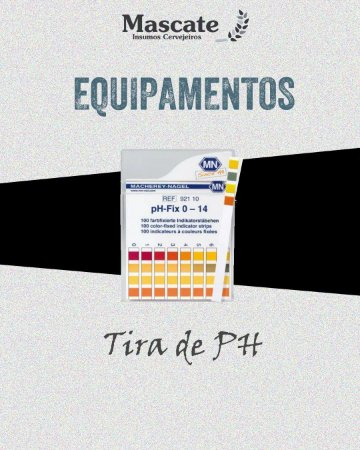 Tira de Ph