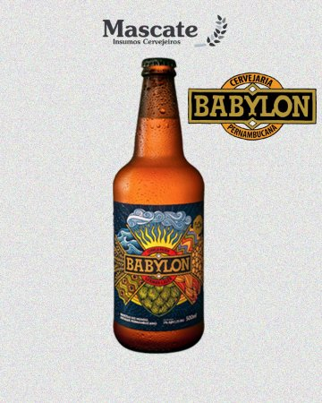 Babylon - German Lager (500ml)
