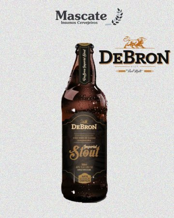 Debron - Imperial Stout (500ml)