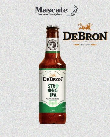 Debron - Strong Imperial IPA