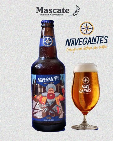 Navegantes - Barba Rossa (500ml)