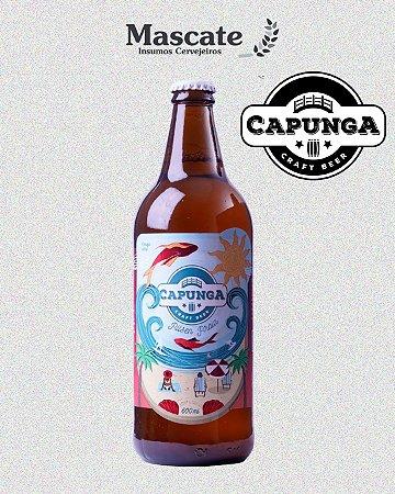 Capunga - Pilsen Praia (600ml)