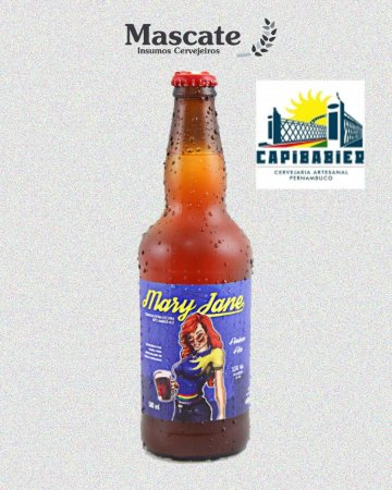 CapibaBier - Mary Jane (500ml)