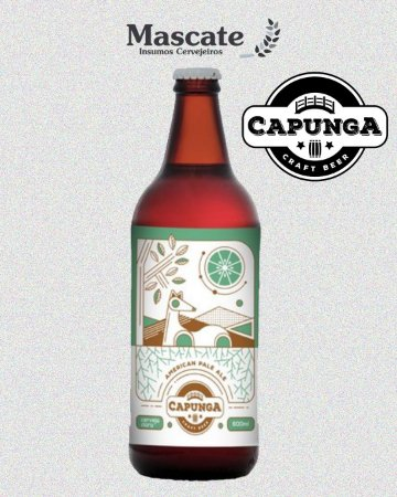Capunga - America Pale Ale (600ml)