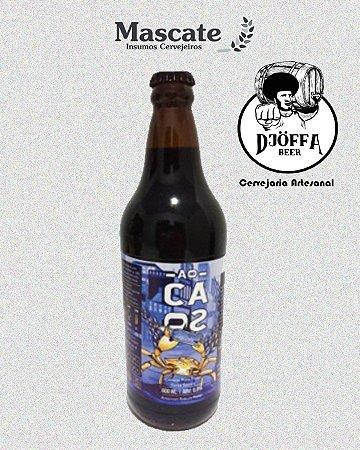 Djöffa -Ao caos Robust Porter (600ml)
