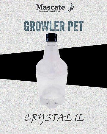 Growler Pet Cristal - 1L