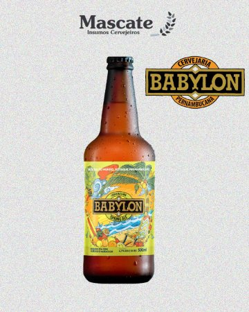 Babylon - Spring Ale (500ml)