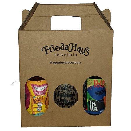 Kit Presente - FriedaHaus