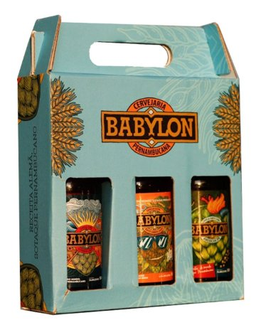 Kit Presente - Babylon
