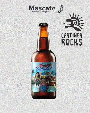 Caatinga Rocks - Alagoas Pale Ale (500ml)