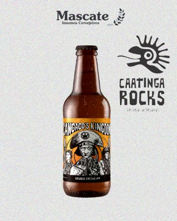 Caatinga Rocks - Cangaço's Kingdom (500ml)