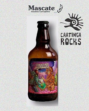 Caatinga Rocks - Cangaceiros Astronautas  (500ml)