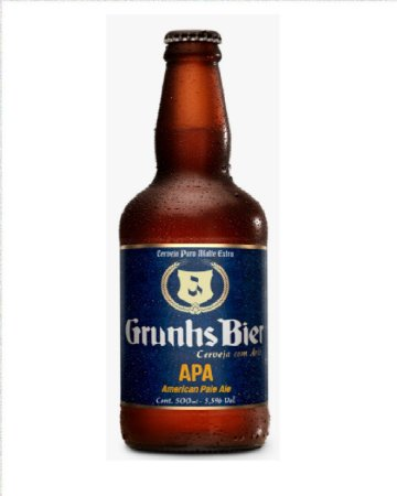 Grunhs Bier - APA 500ml