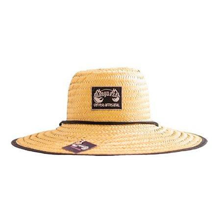 Chapéu de palha simples - Manguezal