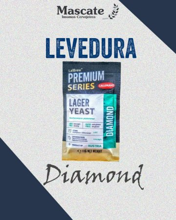 Levedura Diamond - Lallemand