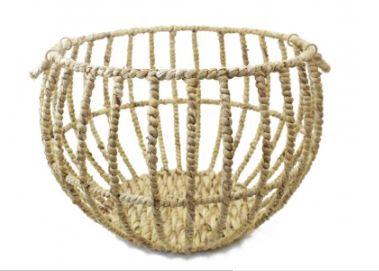 Cesto Craw Fibra Natural- GG