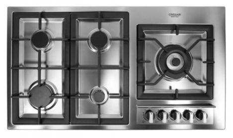 Cooktop em inox, a gás-Europa 900-Bivolt- Crissair