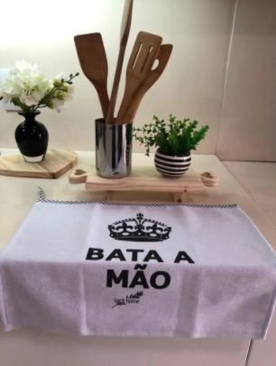 Bate Mão Sacaria Premium Barra Vivo.