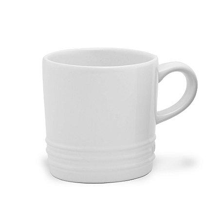 Caneca Cappuccino 200 ml Branco - Le Creuset