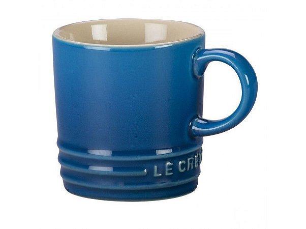 Caneca Espresso  Azul Marseille -  100ml Le Creuset