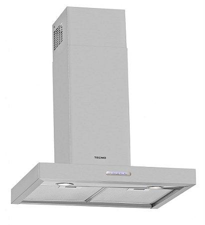 Coifa/Depurador Flat de parede, 60 cm, 220V - Tecno