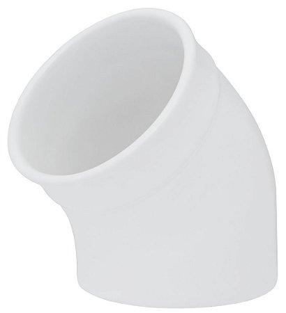 Saleiro Branco Cano Porcelana