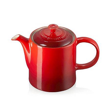Bule 1,3 litros Vermelho - Lê Creuset