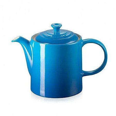 Bule 1,3 litros Azul Marseille - Lê Creuset
