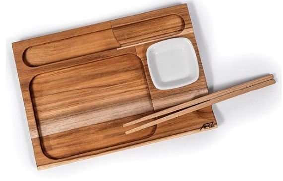 Conjunto Ebisu - Madeira Teca  - ARZ Home Design