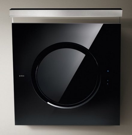 Coifa de Parede Touch OM BLACK 80 cm Elica