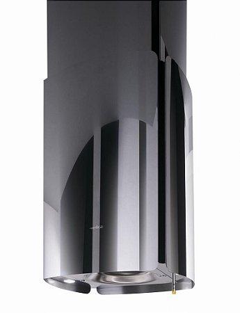 Coifa/Depurador de Ilha CROME EDS 58cm Elica