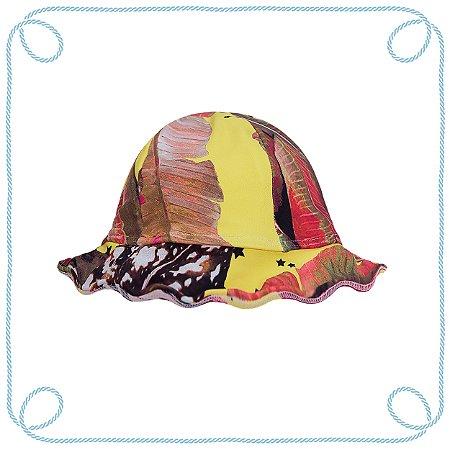 Chapéu infantil - Estrela  b2d388b90c9