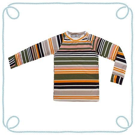Camiseta Listras (com proteção UV)