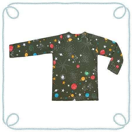 Camiseta Planetas (com proteção UV)
