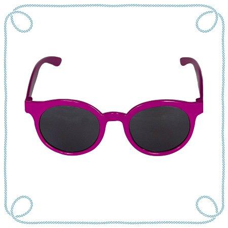 Óculos de sol infantil roxo