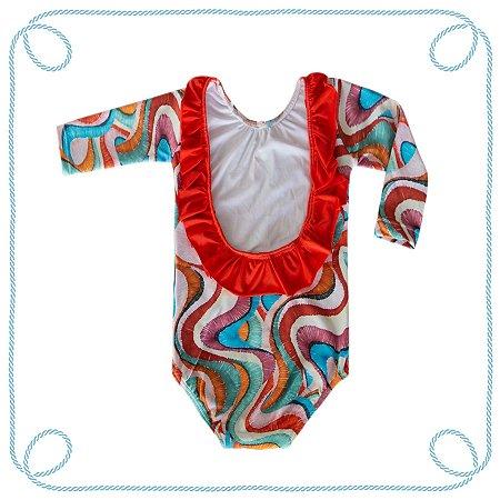 Body Isabela - Colorido