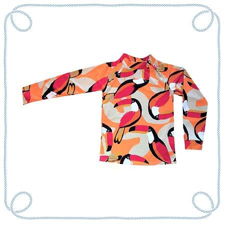 Camiseta Tucano (com proteção UV)