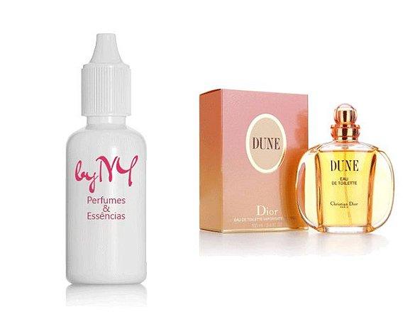 Essência Importada Feminina Inspirada Dune Dior