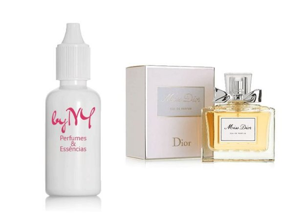 Essência Importada Feminina Inspirada Miss Dior