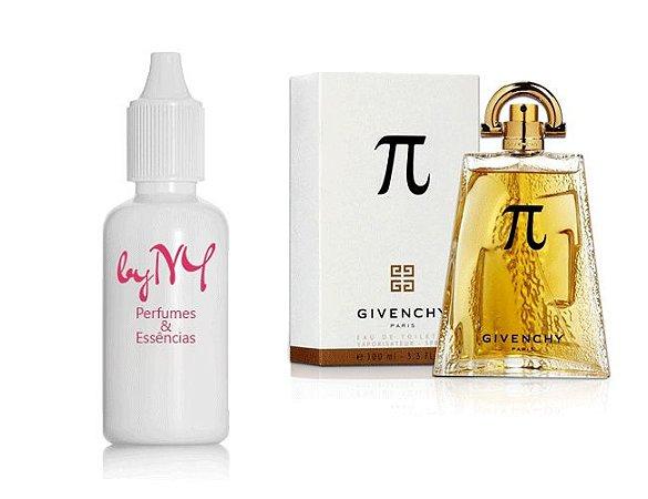 Essência Importada Masculina Inspirada Pi Givenchy