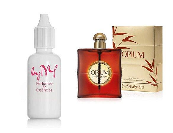Essência Importada Feminina Inspirada Opium Yves Saint Laurent