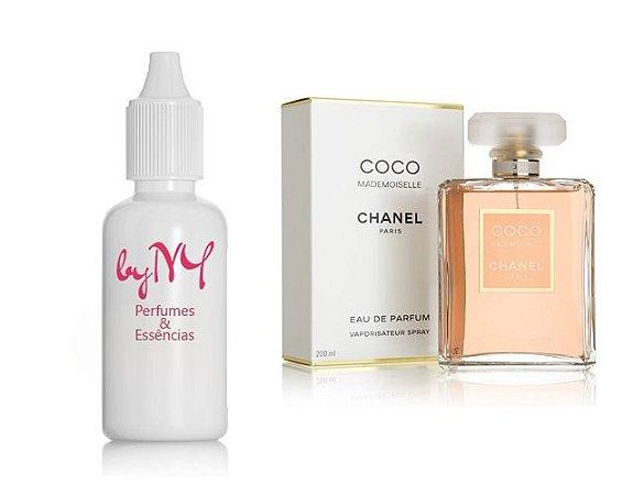 Essência Importada Feminina Inspirada Coco Mademoiselle Chanel