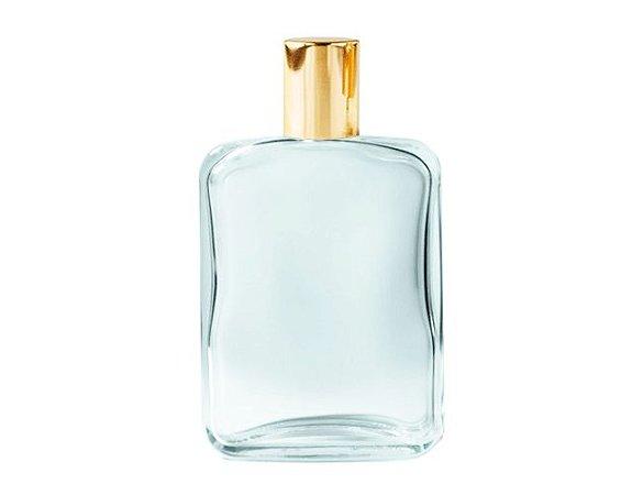 Frasco de Vidro com Spray Luxo 100 ml