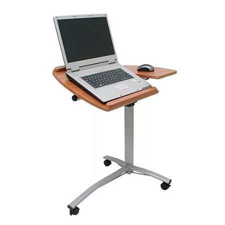Vextable Mesa Notebook Ergonômica Tampo Mdf Reclinável Altura Ajustável Vedor