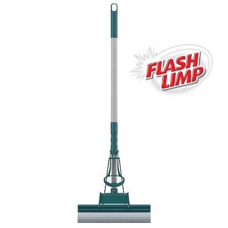 MOP Limpeza Geral Plus Rodo Lava e Seca Flash Limp MOP7671
