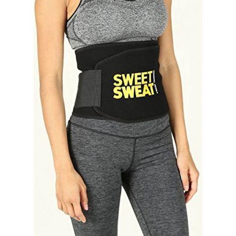 aa7403e98e1143 Cinta Modeladora Abdominal Sweat Belt