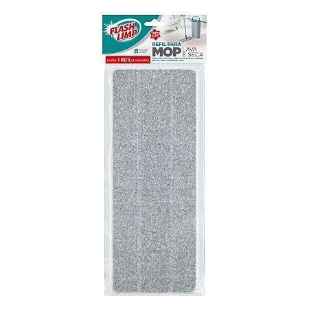 Refil Microfibra para MOP Lava e Seca Flash Limp RMOP7740