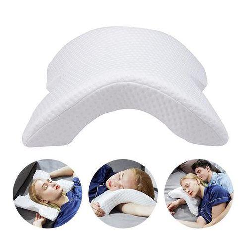 Travesseiro Conchinha Ortopédico Inteligente Conforto Dormir Bem Cervical