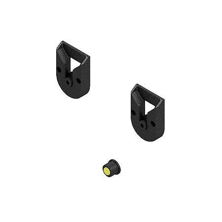 Suporte Fixo Universal de Parede Tv Monitor 10 a 85  Avatron PSX-1075C