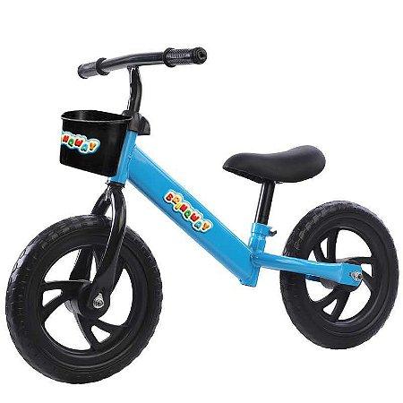 Bicicleta Sem Pedal Equilibrio Bike Infantil Balance Aro 12 Importway BW152